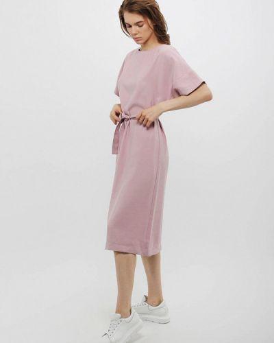 Розовое платье Dasti