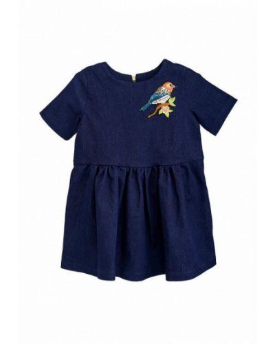 Платье джинсовое синий Sfn