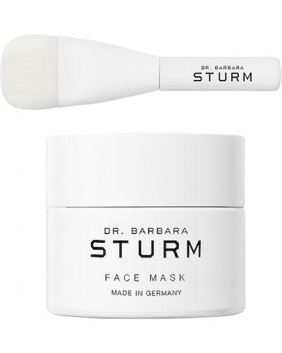 Miękki skórzany maska do twarzy bezpłatne cięcie czyszczenie Dr. Barbara Sturm