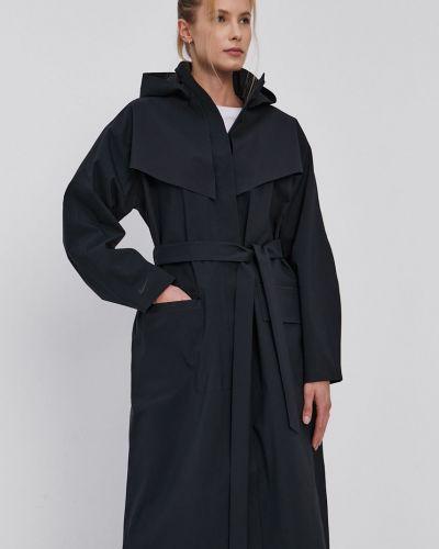 Czarna kurtka z kapturem oversize Nike Sportswear