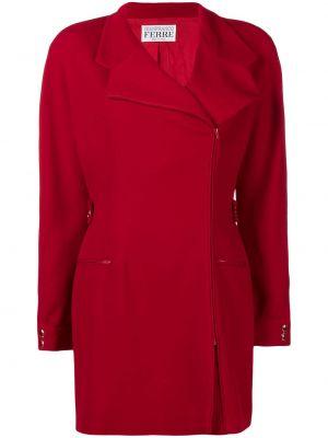 Куртка с манжетами Gianfranco Ferre Pre-owned