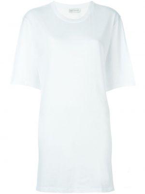 Хлопковая футболка - белая Faith Connexion