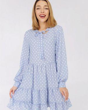 Платье - голубое Bessa