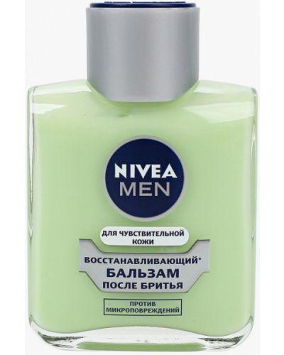 Зеленый бальзам для бритья Nivea