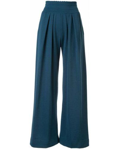 Свободные брюки с карманами свободного кроя Molli