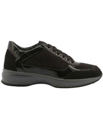Czarne sneakersy Roccobarocco