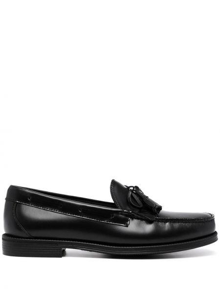 Loafers - czarne G.h. Bass & Co.