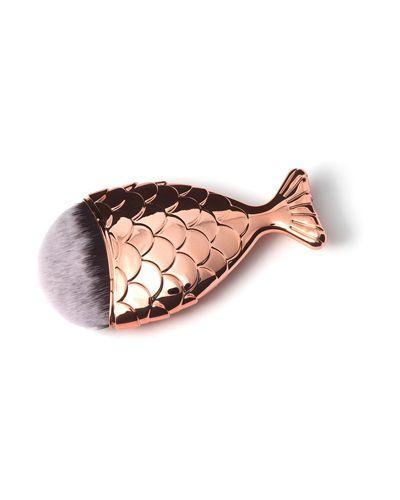 Кисть для макияжа для тона для румян Tnl Professional