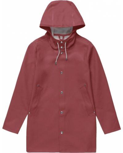 Czerwony płaszcz Stutterheim
