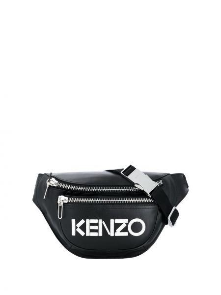 Поясная сумка черная Kenzo