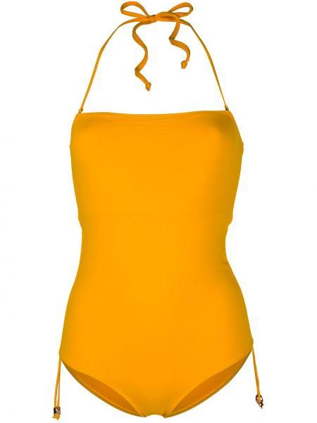 Оранжевый купальник Tara Matthews