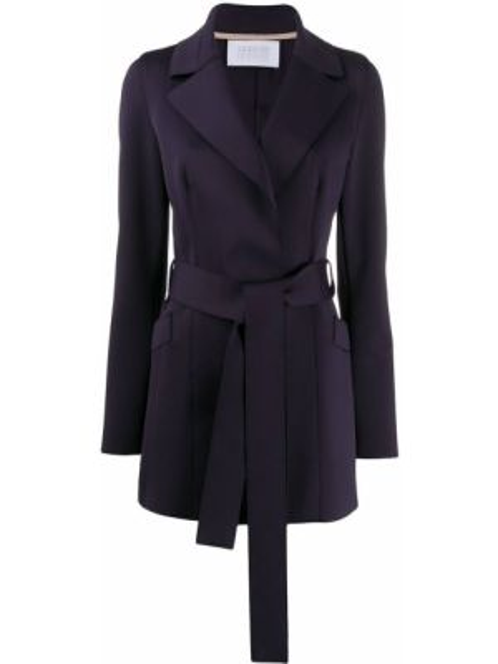 Синяя куртка Harris Wharf London
