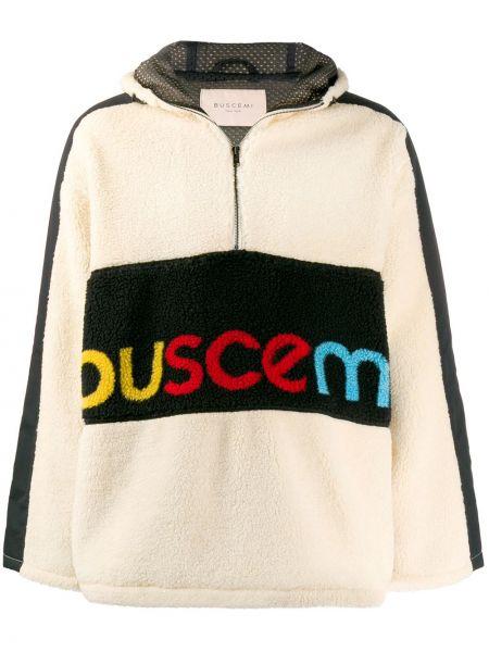 Czarna bluza z długimi rękawami bawełniana Buscemi