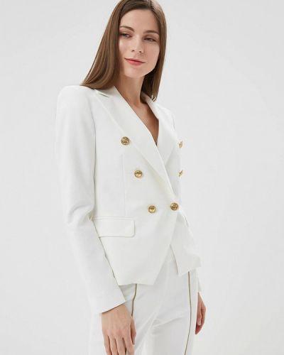 Белый пиджак Rinascimento