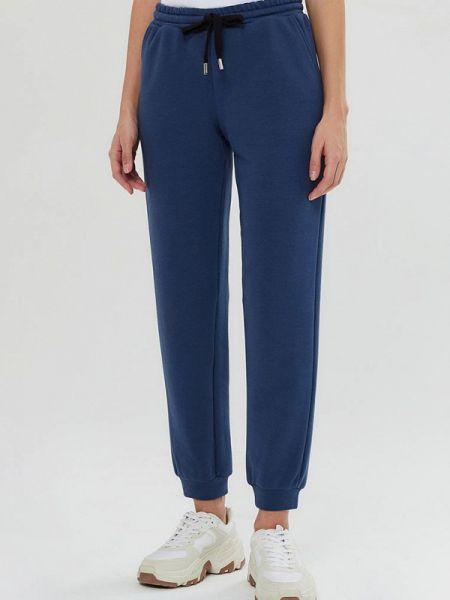 Спортивные синие спортивные брюки Moru