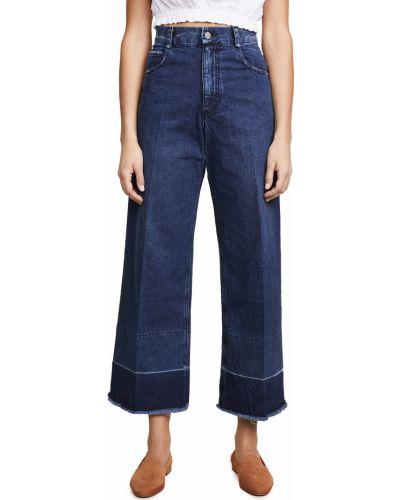Джинсы с карманами Rachel Comey