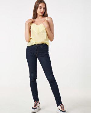 Блузка без рукавов прямая базовый Victoria Filippova