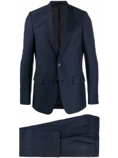 Klasyczny garnitur kostium wełniany Paul Smith