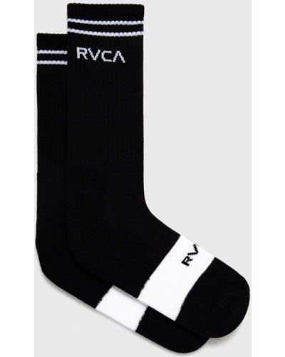 Czarne skarpety bawełniane Rvca