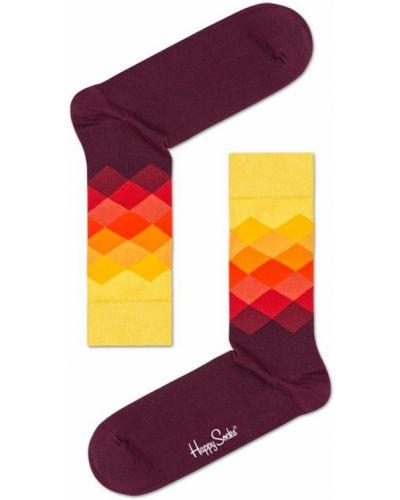 Носки Faded Diamond Happy Socks