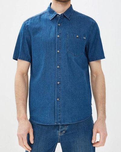 Синяя джинсовая рубашка Finn Flare