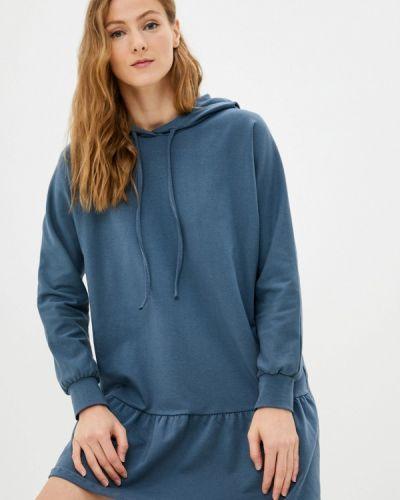 Платье - синее Haily's