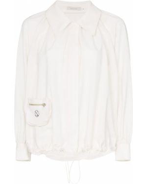 Спортивная куртка с манжетами на пуговицах Low Classic