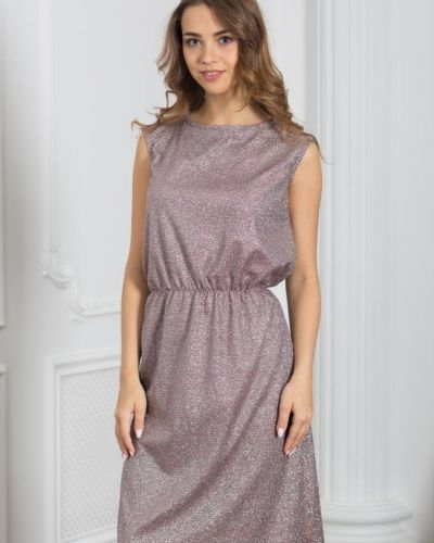 Платье с V-образным вырезом платье-сарафан азалия