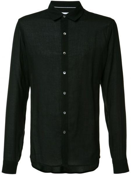 Классическая черная классическая рубашка Private Stock