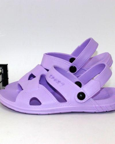 Босоножки - фиолетовые Luckline