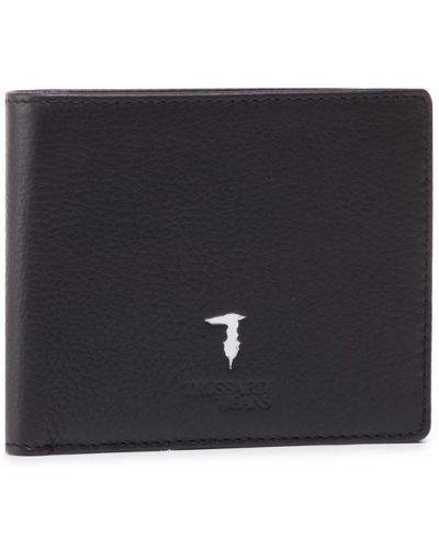 Czarny portfel Trussardi