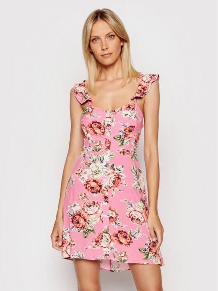 Sukienka - różowa Maaji