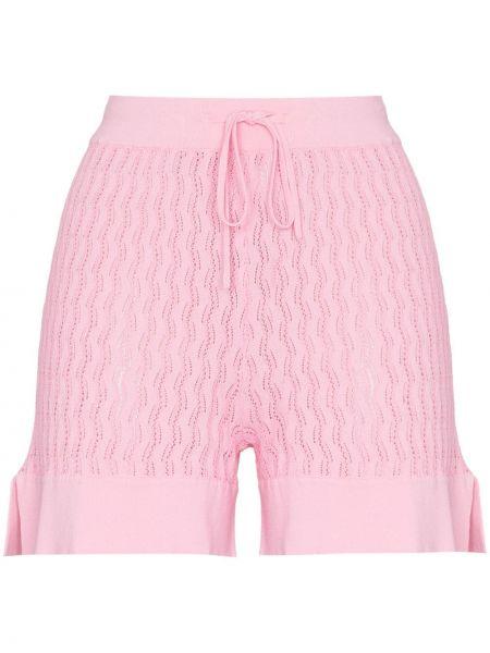 Трикотажные шорты - розовые Dodo Bar Or
