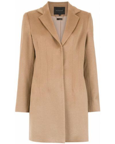 Длинное пальто с капюшоном Alcaçuz