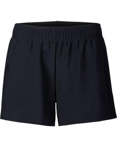 Черный купальник с шортами Bonprix