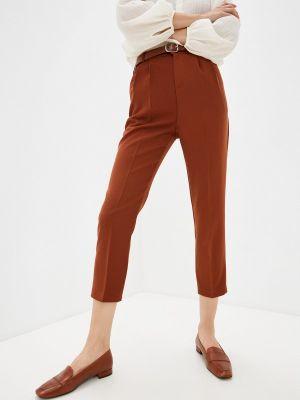 Коричневые брюки осенние Indiano Natural