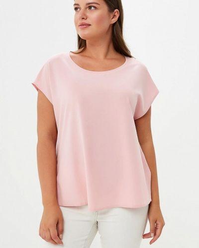 Розовая блузка Lina
