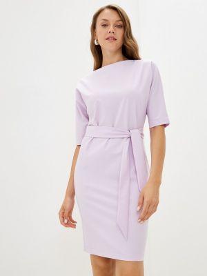Фиолетовое платье летнее Gabriela