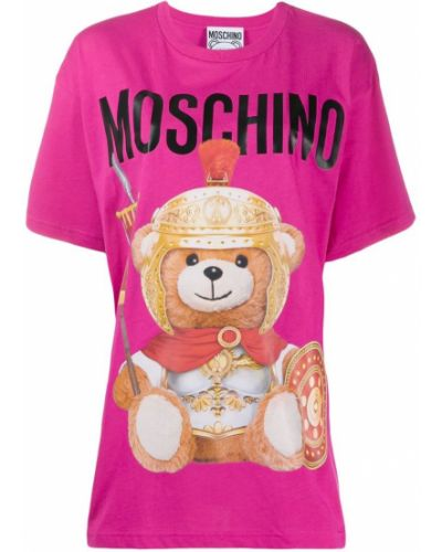 d5dc37e48359 Купить женские футболки Moschino в интернет-магазине Киева и Украины ...