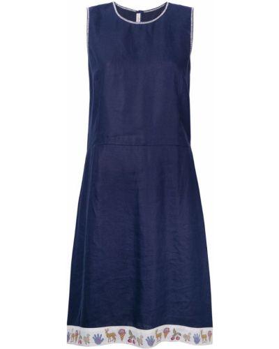 Платье льняное винтажная Miu Miu Pre-owned