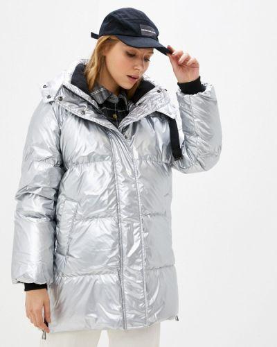 Серебряная куртка Conso Wear