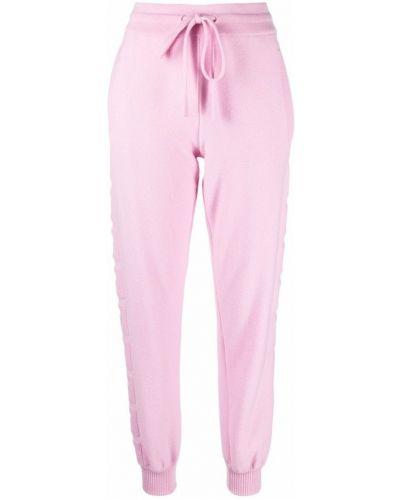 Joggery - różowe Versace