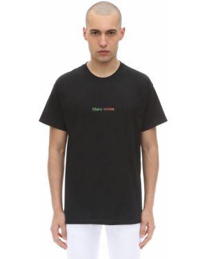 T-shirt bawełniany Famt - Fuck Art Make Tees