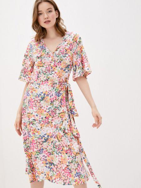 Разноцветное платье Baon