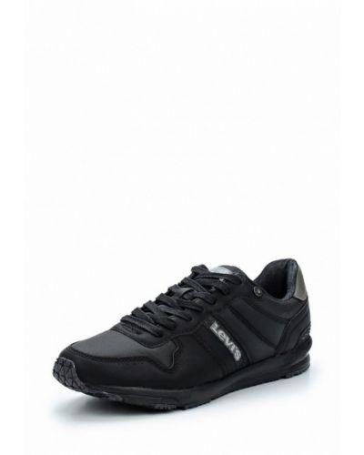 Черные кроссовки Levi's®