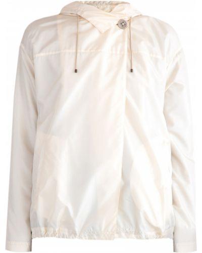 Куртка с капюшоном итальянский Agnona