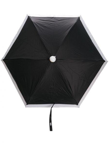 Parasol biały Karl Lagerfeld