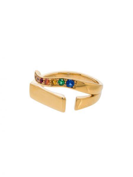 Кольцо из золота из серебра Cornelia Webb