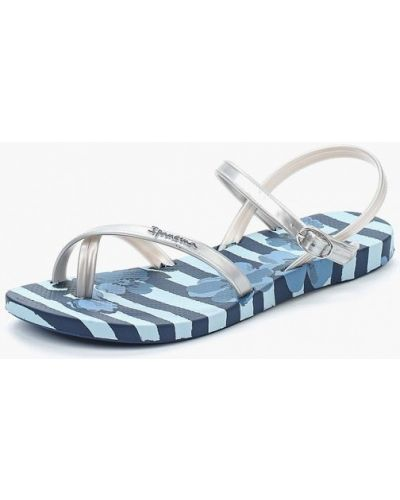 Серые спортивные сандалии Ipanema