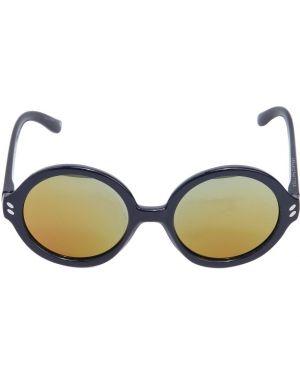 Niebieskie okulary Stella Mccartney Kids